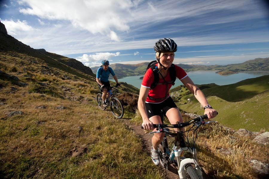 Canterbury's best hiking, biking and camping